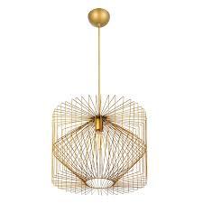 Gold Pendant Lighting Gold Pendant Lighting With Regard To Warm Epatriots Info