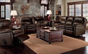 leather livingroom sets reclining sofa sets tags beautiful leather sofa and recliner set