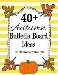 bulletin boards fall bulletin boards preschool bulletin and