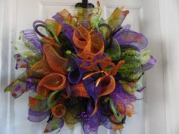small halloween ornaments halloween deco mesh wreath halloween ruffle wreath boo halloween