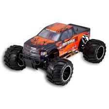 remote control grave digger monster truck rampage mt v3 1 5 scale gas monster truck