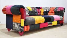 Chesterfield Patchwork Sofa One Of Our Signature Pieces Another Handmade Chesterfield
