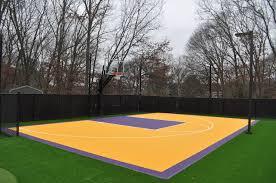 basketball courts construction company nassau suffolk