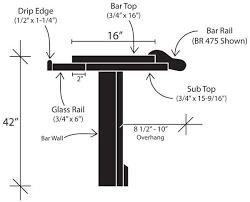 Building A Wood Bar Top Best 25 Bar Tops Ideas On Pinterest Bar Top Tables Rustic Bars