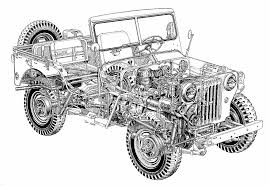 range rover drawing land rover range rover cutaway drawing in high quality