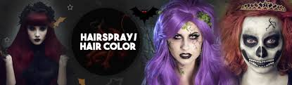 halloween hairspray hair color glendalehalloween