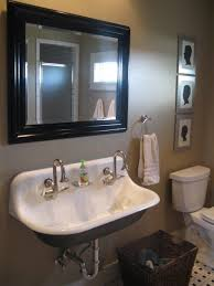 bathroom ideas wall mount small bathroom sinks under frameless