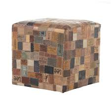 Selling Home Decor Best Selling Home Decor 300263 Marlboro Jeans Label Pouf The Mine