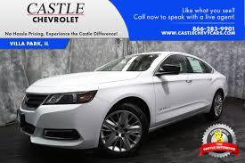 car manuals free online 2007 chevrolet impala instrument cluster new 2018 chevrolet impala ls 4dr car in villa park 38237 castle