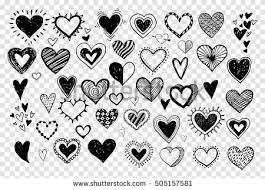 heart sketches stock images royalty free images u0026 vectors