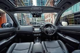 mitsubishi suv 2016 interior 2017 mitsubishi asx interior autosdrive info