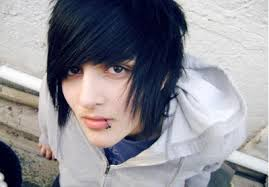 general hairstyles hair style trend general scene emo hairstyles for boys 2011