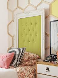 how to make a picture frame headboard easy crafts and homemade