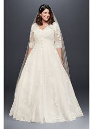 davids bridal wedding dresses organza plus size wedding dress with jacket david s bridal
