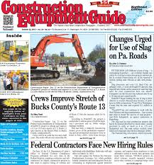 northeast 22 2013 by construction equipment guide issuu