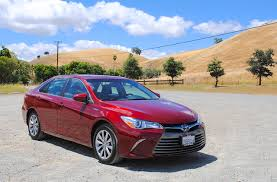 toyota camry test drive 2016 toyota camry hybrid xle test drive review autonation drive