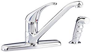 american standard reliant kitchen faucet american standard 4205 001 002 reliant single kitchen