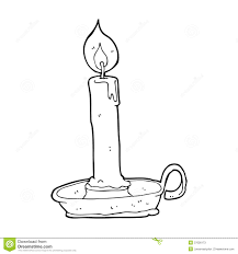 candle clipart drawn pencil and in color candle clipart drawn