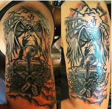 50 aneglic heaven tattoos ideas and designs 2018 tattoosboygirl
