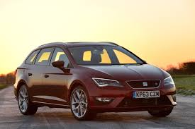 seat leon st review 2014