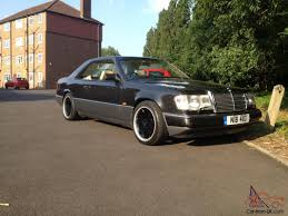 mercedes ce 1993 mercedes 320 ce coupe black