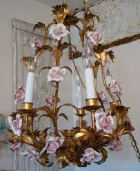 Italian Porcelain Chandelier 99 Best Wall Sconces U0026 Chandeliers Images On Pinterest Wall