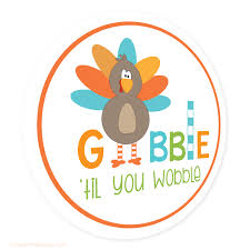 circle tags happy thanksgiving mckinsey printables