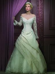 green wedding dress embracing trendy green wedding dresses pictures ideas guide to