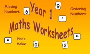 maths worksheets year 1 by bestprimaryteachingresources teaching