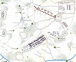 King Of Prussia Map Battle Of Rossbach