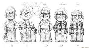 character design pixar