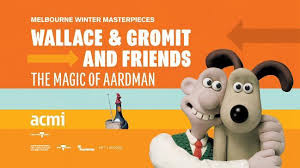 shaun sheep wallace gromit creators aardman exhibition