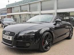 audi tt 2010 price used audi tt 2010 model 2 0t fsi s line petrol convertible black