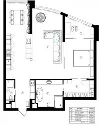 Loft Style Apartment Floor Plans by Warehouse Style Loft With Stunning Visual Appeal