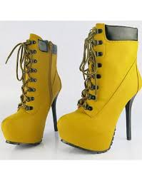 s yellow boots ankle yellow boots fashion and trend look