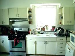 vintage metal kitchen cabinets retro style metal kitchen cabinets kitchen concept collection blog