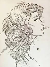 gypsy tattoo sketch would be so prettycould imagine all the