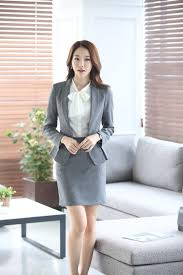 sous les jupes au bureau acheter costume de femmes de conceptions uniformes de bureau avec la
