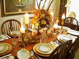 a stroll thru tablescape thurs thanksgiving dinner
