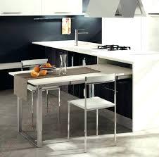 table cuisine escamotable ou rabattable table escamotable cuisine