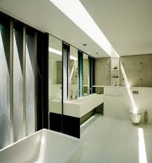 long narrow bathroom bathroom contemporary with undermount sink