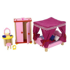 Schlafzimmer Zubeh Goki Puppen Schloss Haus Biegepuppen Möbel Königsfamilie Zubehör