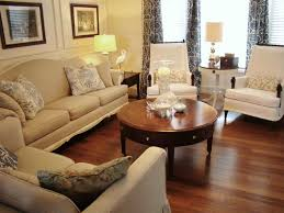 shabby chic living room with leather sofa centerfieldbar com