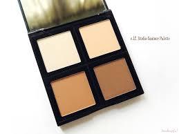 e l f studio contour palette review makeupfu