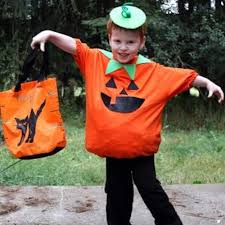 Sew Can Do Make A Cuddly Cute Pumpkin Costume Without A Pattern by Images Of Halloween Costumes For Fat Kids Impending Horrors