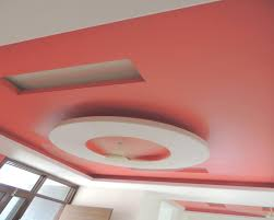 Ceiling Texture Paint by Icarus Group