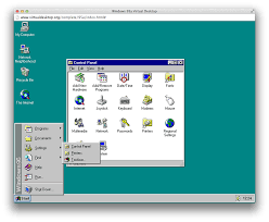 7 classic versions of windows and mac os you can run in a browser