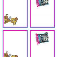 printable monster name tags 6 best images of monster high free printable tags monster high