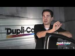 dupli color find your color code nissan youtube