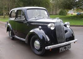 vauxhall 10 saloon 1937 vintage cars trucks and bikes